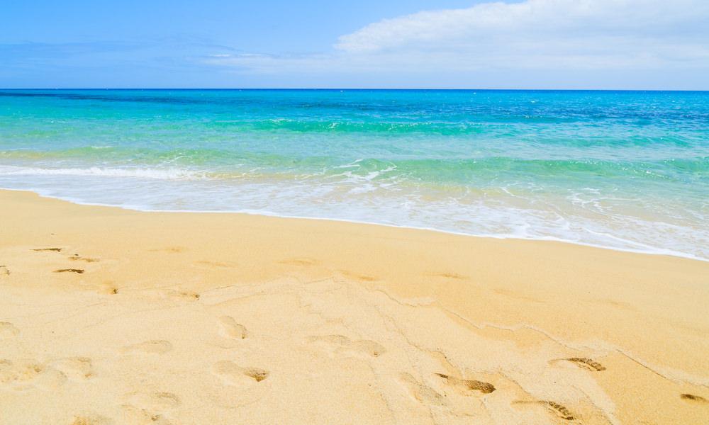 a picture of spiaggia marina di san pietro in costa rei sardinia