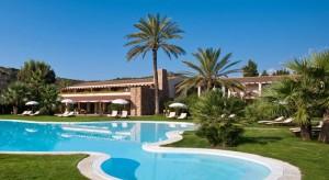a picture of hotel aquadulci in chia cagliari southern sardinia