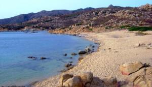 a picture of cala ferraglione beach