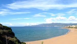 a picture of porto alabe beach