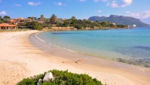La Marinella Beach Sardinian Beaches