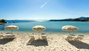 a picture of terza spiaggia in golfo aranci