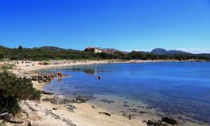 a picture of spiaggia punta nuraghe in porto rotondo sardinia