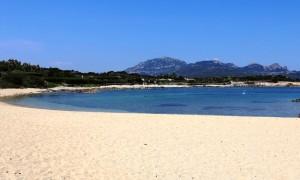 a picture of spiaggia punta volpe in porto rotondo