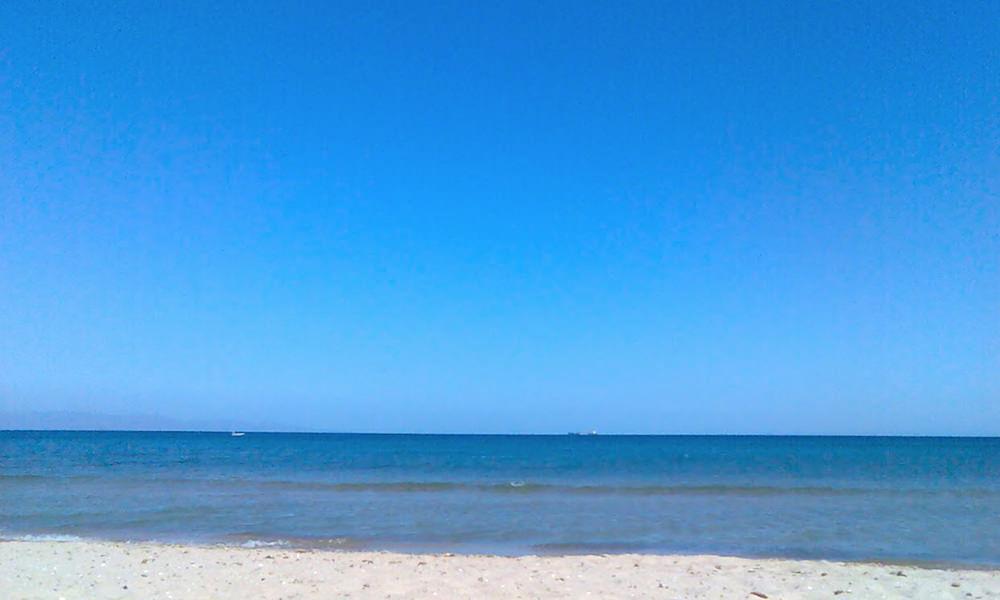 a picture taken on la maddalena spiaggia in cagliari sardinia